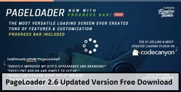 PageLoader 2.6 Updated Version Free Download