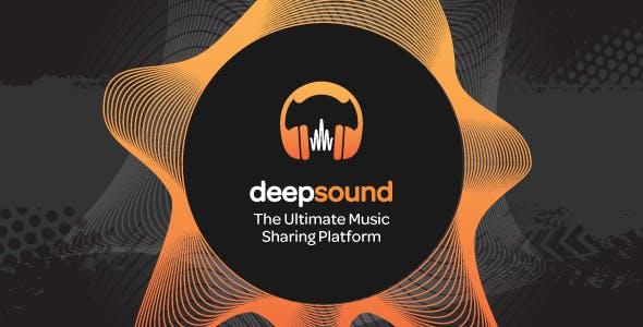 DeepSound v1.3 - The Ultimate PHP Music Sharing Platform