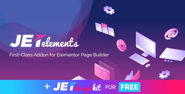 Jetelements V1.15.12 Addon For Elementor Page Builder