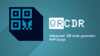 Qrcdr V3.1 Responsive Qr Code Generator
