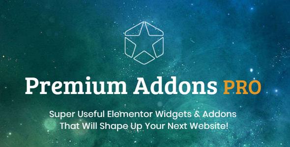 Premium Addons Pro V1.6.1