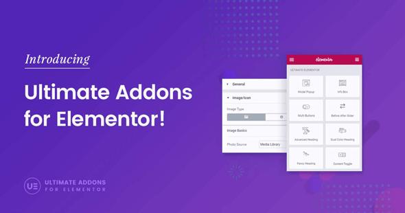 Ultimate Addons For Elementor V1.14.0