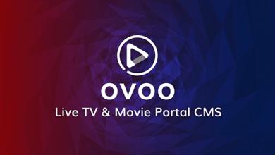 Ovoo Live Tv & Movie Portal