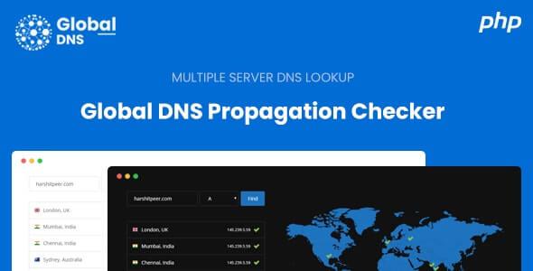 Global Dns Multiple Server Php V1.1 Free Download