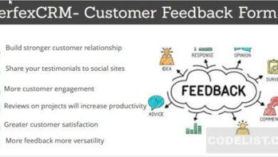 Perfex Crm Customer Feedback Module V1.0
